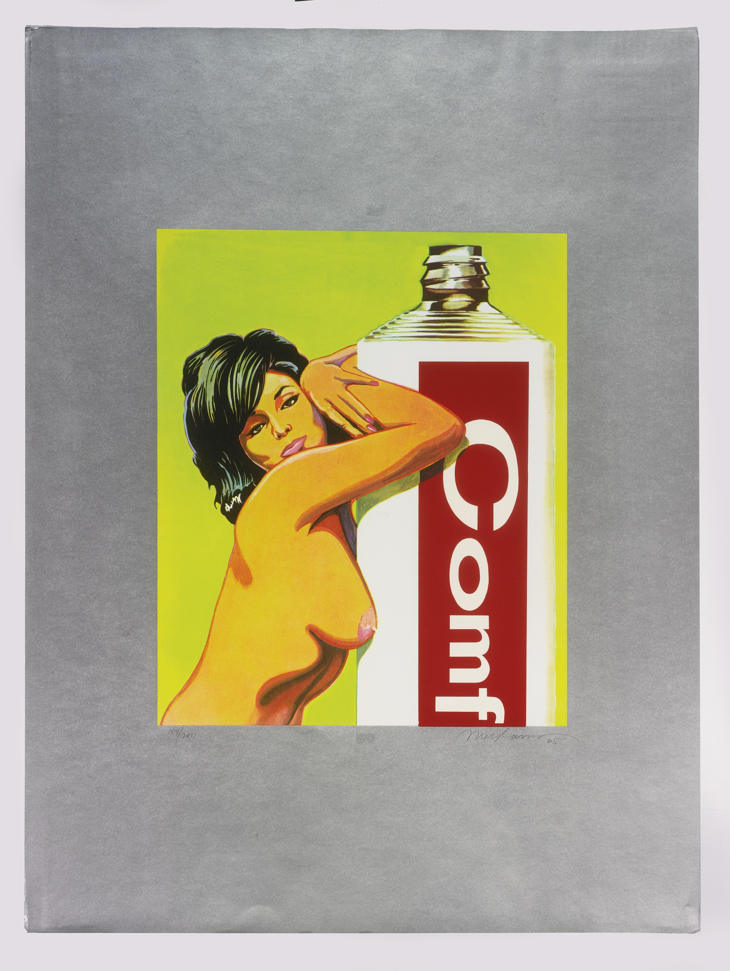Portfolio - Portfolio - 11 Pop Artists Volume III: 9 Prints-1965