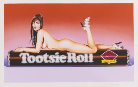 Mel Ramos-Tootsie-2007