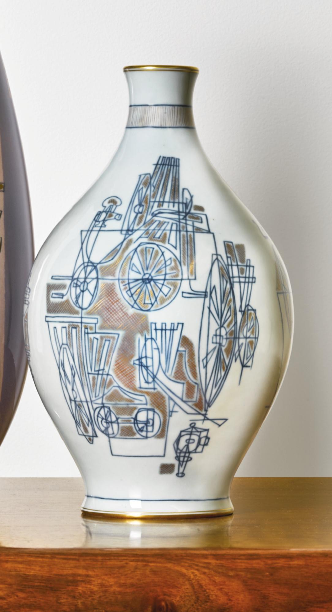 Sevres - Nerville Vase-1953