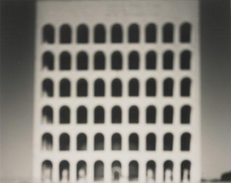 Hiroshi Sugimoto-E. U. R. Palazzo Della Civilta Romana-1998