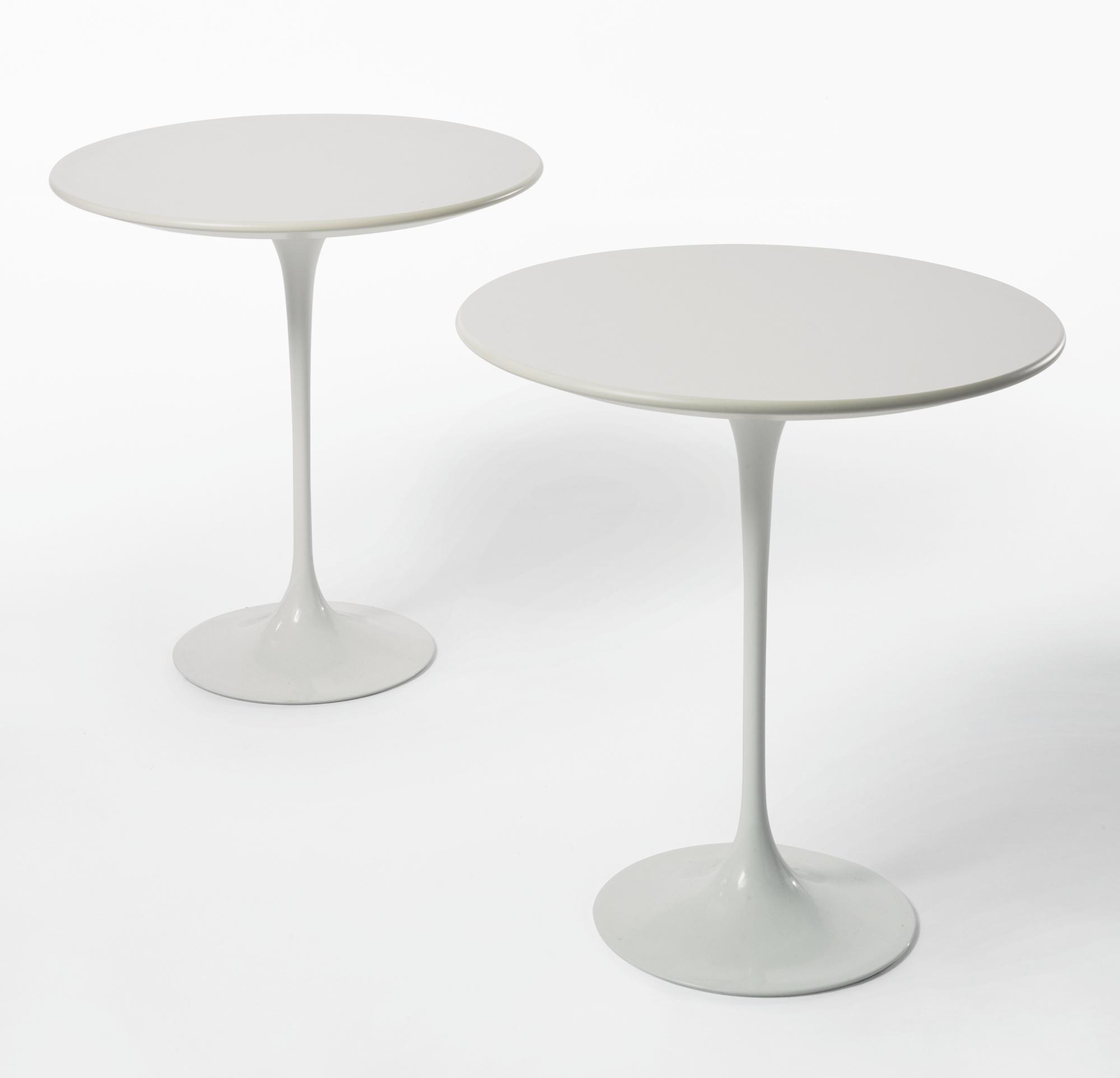 Eero Saarinen - TwoTulip Side Tables-1956