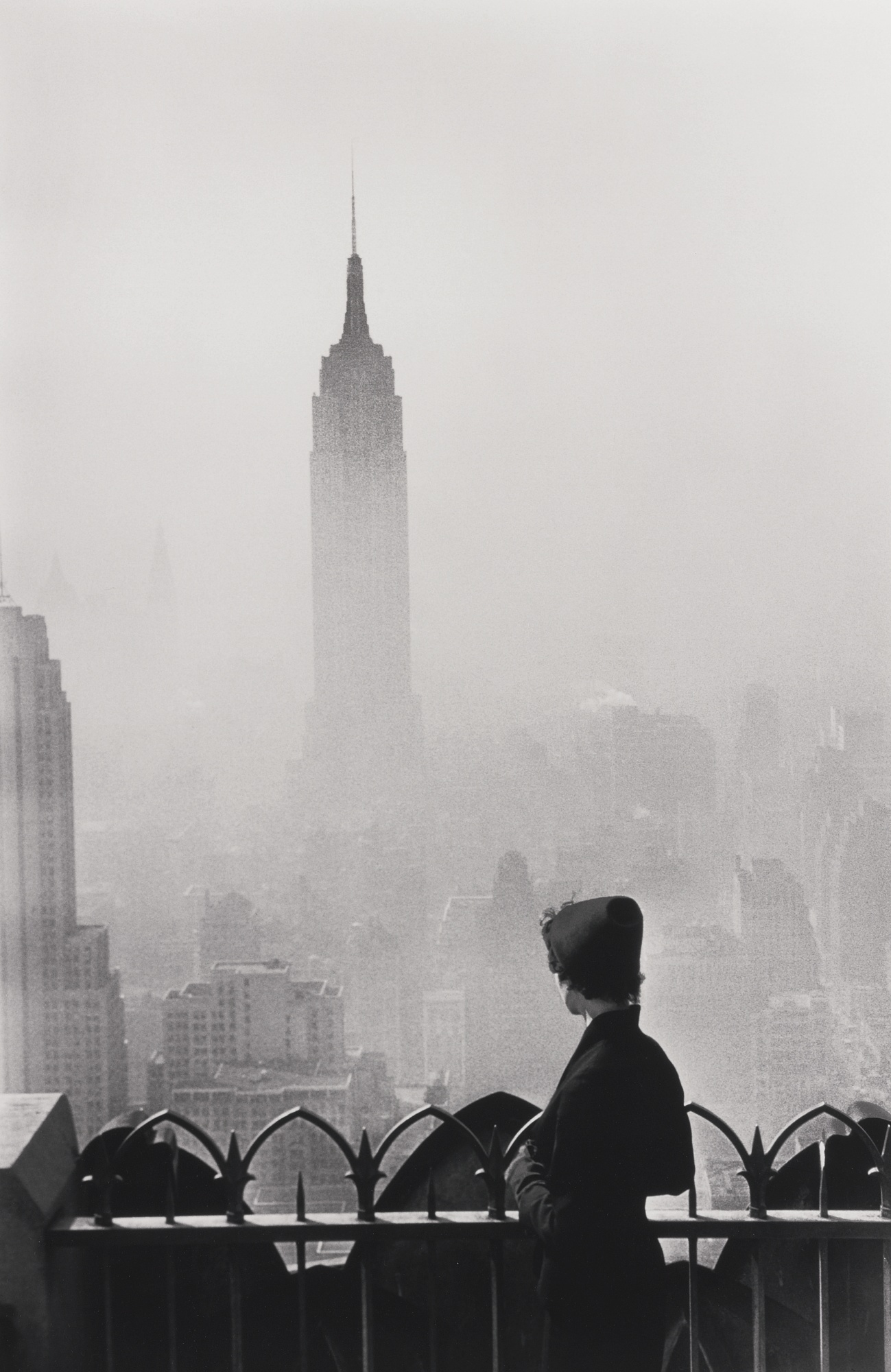 Elliott Erwitt-New York City-1955