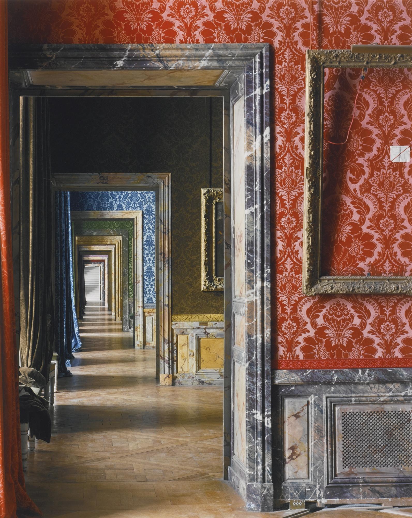 Robert Polidori-Cadre Vide Chateau De Versailles-1985