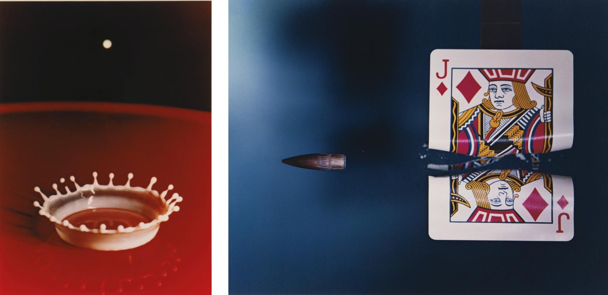 Harold Edgerton-Harold Edgerton: TenDye Transfer Photographs'-1973