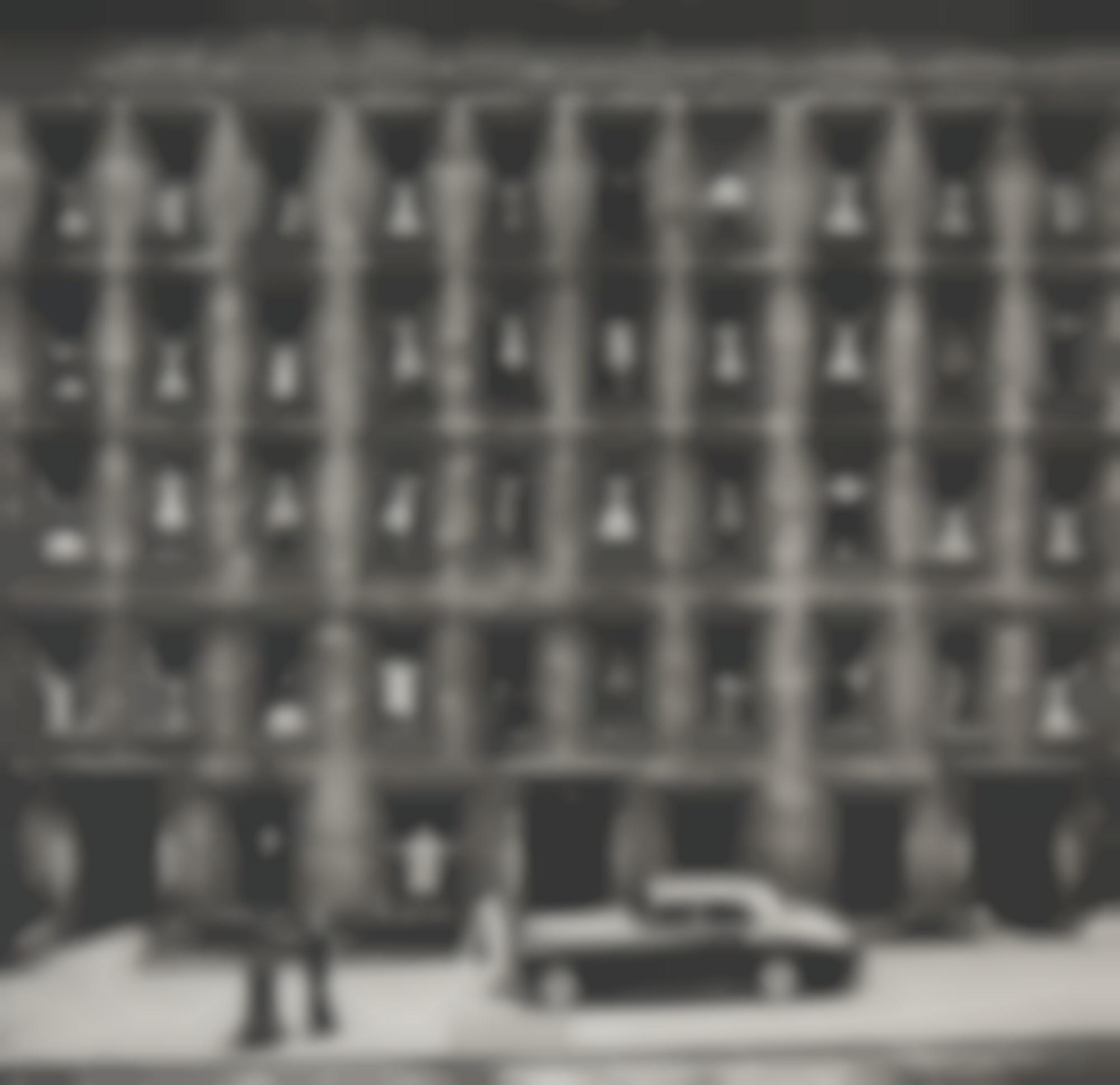Ormond Gigli-New York City (Girls In The Windows)-1960
