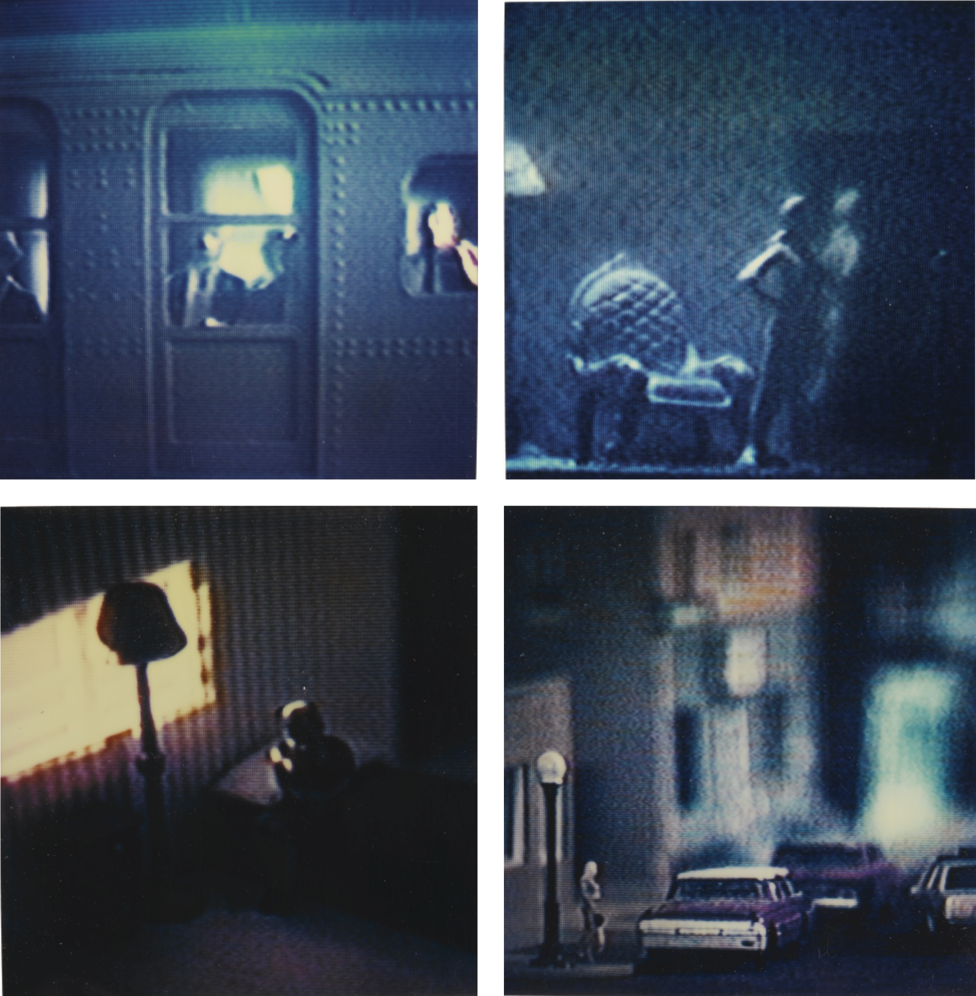 David Levinthal-Selected Studies FromModern Romance-1985
