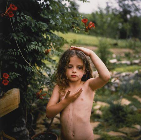 Sally Mann-Trumpet Flowers-1991