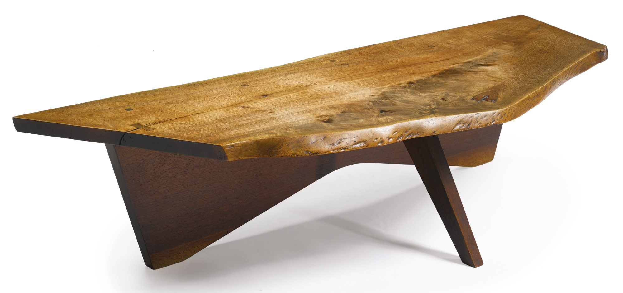 George Nakashima - Slab Coffee Table-1980