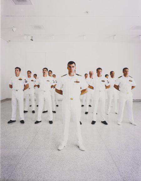 Vanessa Beecroft-Vb39 Us Navy Seals-1999