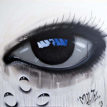 My Dog Sighs-The stories i could tell Canvas-2016