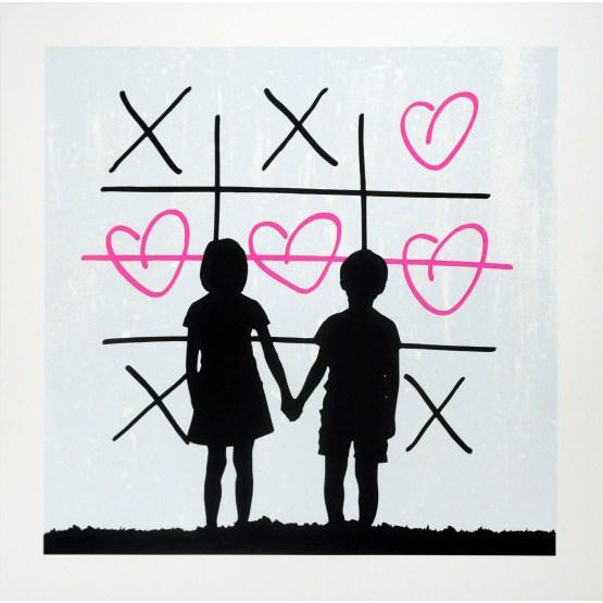 3F-XO (Pink) Print-