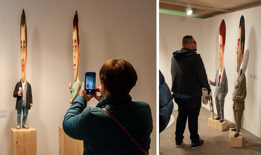 3 Punts Galeria Urvanity Art 2020 Madrid