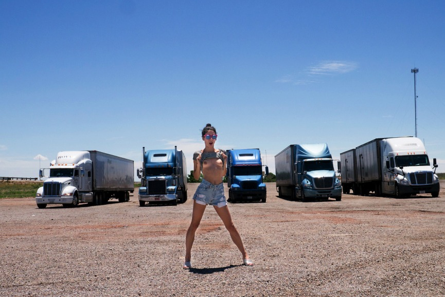 Has Nude truckstops in indiana topic