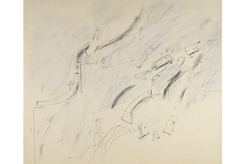 Cy Twombly Untitled (Bolsena), 1969