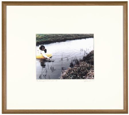 Ger van Elk-The Flattening Of The Brook's Surface-2002
