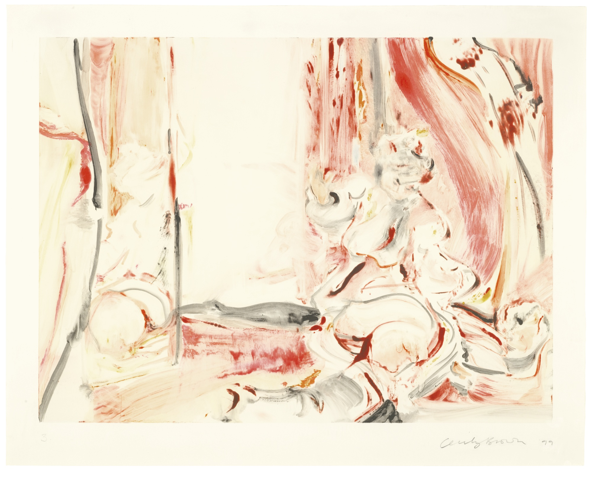 Cecily Brown-Untitled-1999