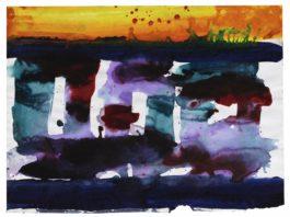 Sam Francis-Untitled-1980