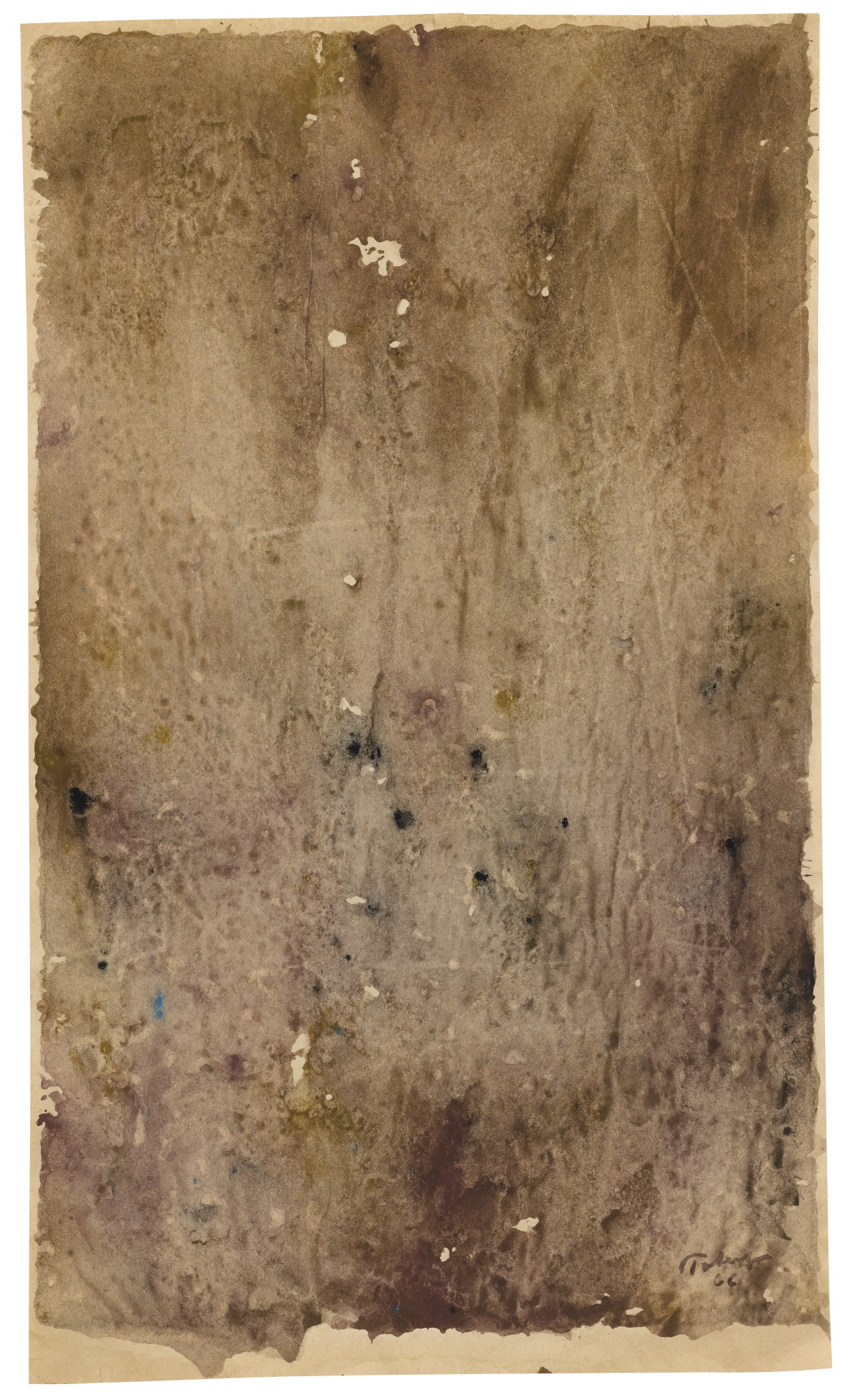 Mark Tobey-Untitled-1966