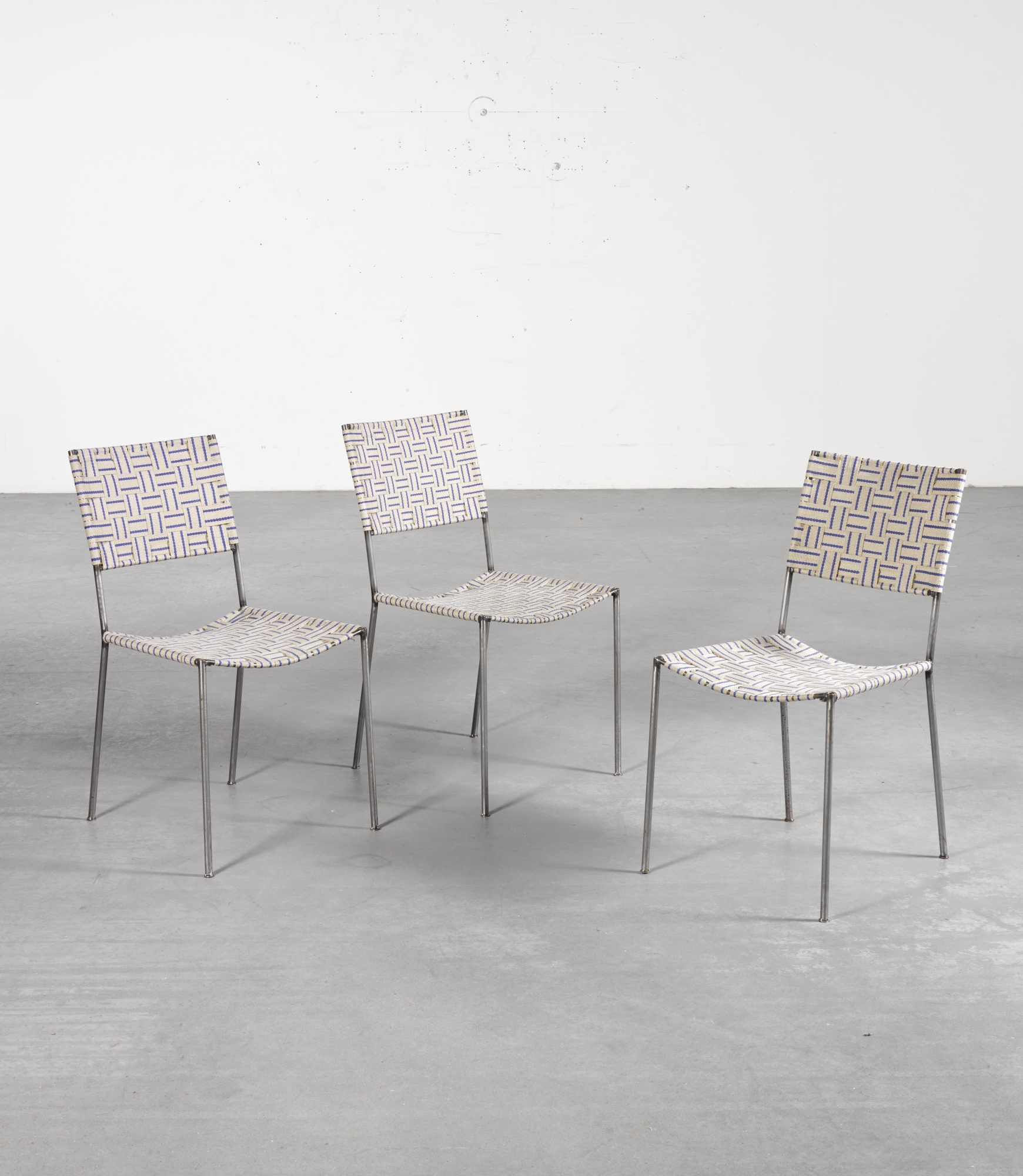 Franz West-Onkelstuhle (Uncle Chairs)-2007