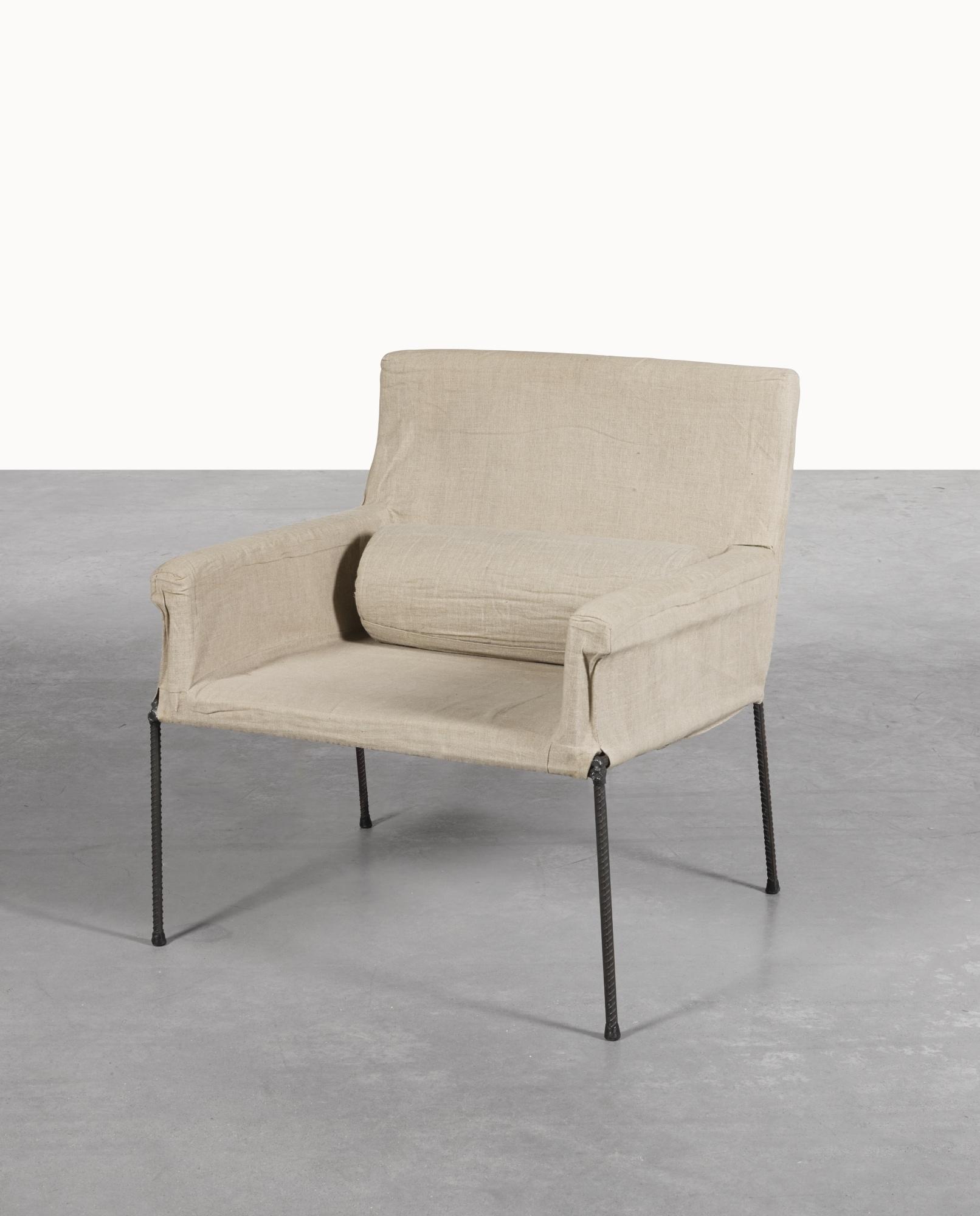 Franz West-Untitled (Club Chair)-2005