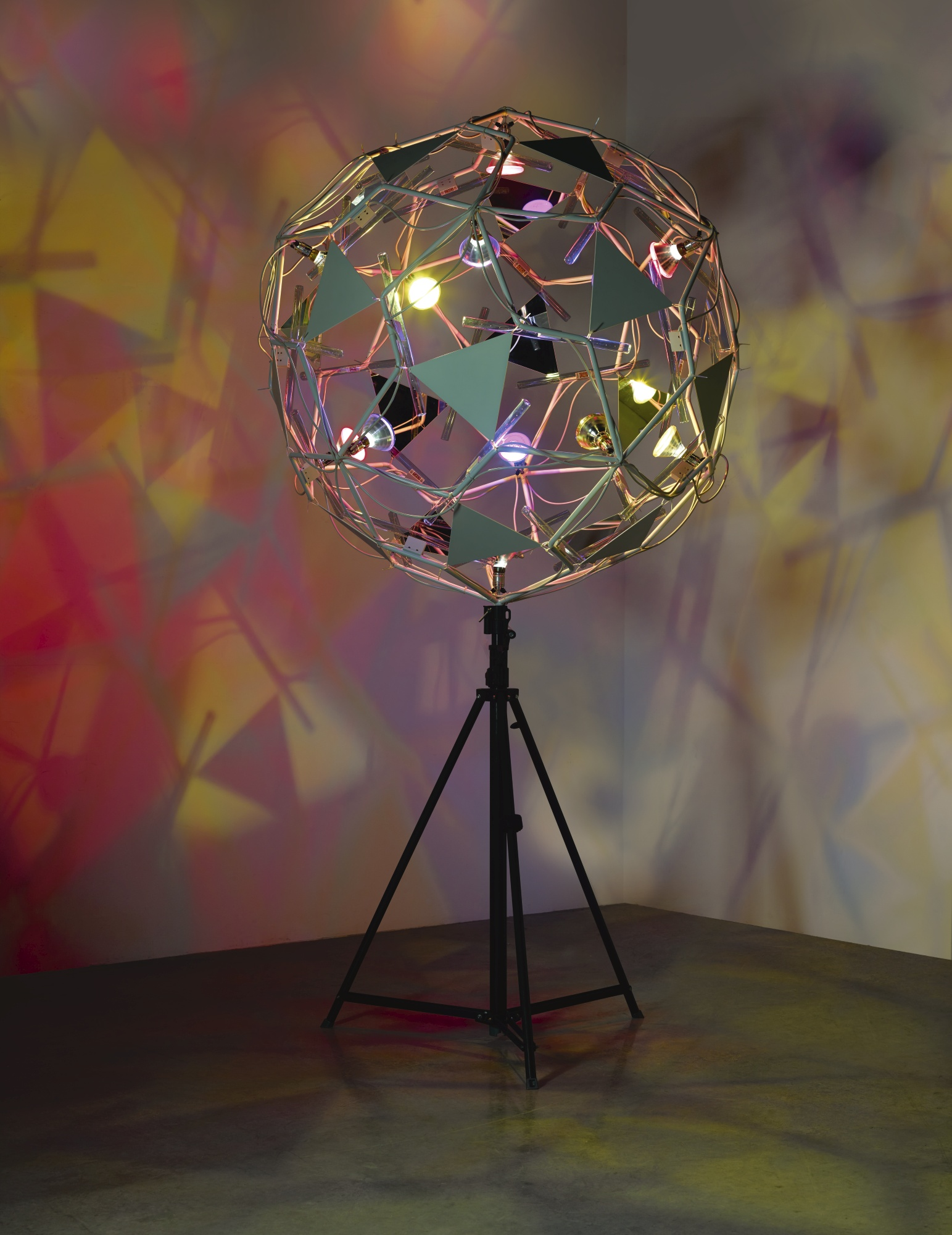 Olafur Eliasson-Who Is Afraid Flowerball-2006