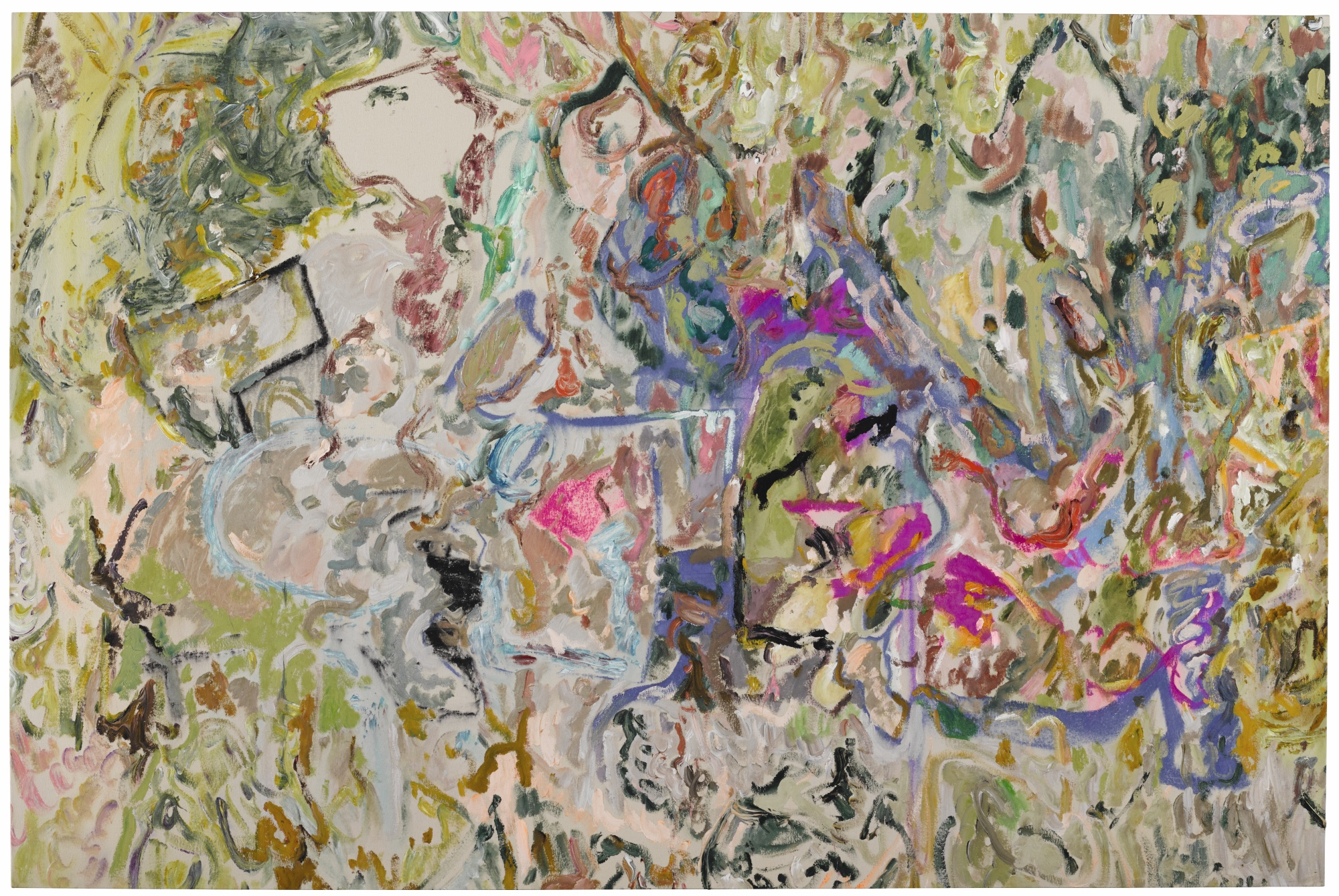 Larry Poons-Jack Of Sparks-2007