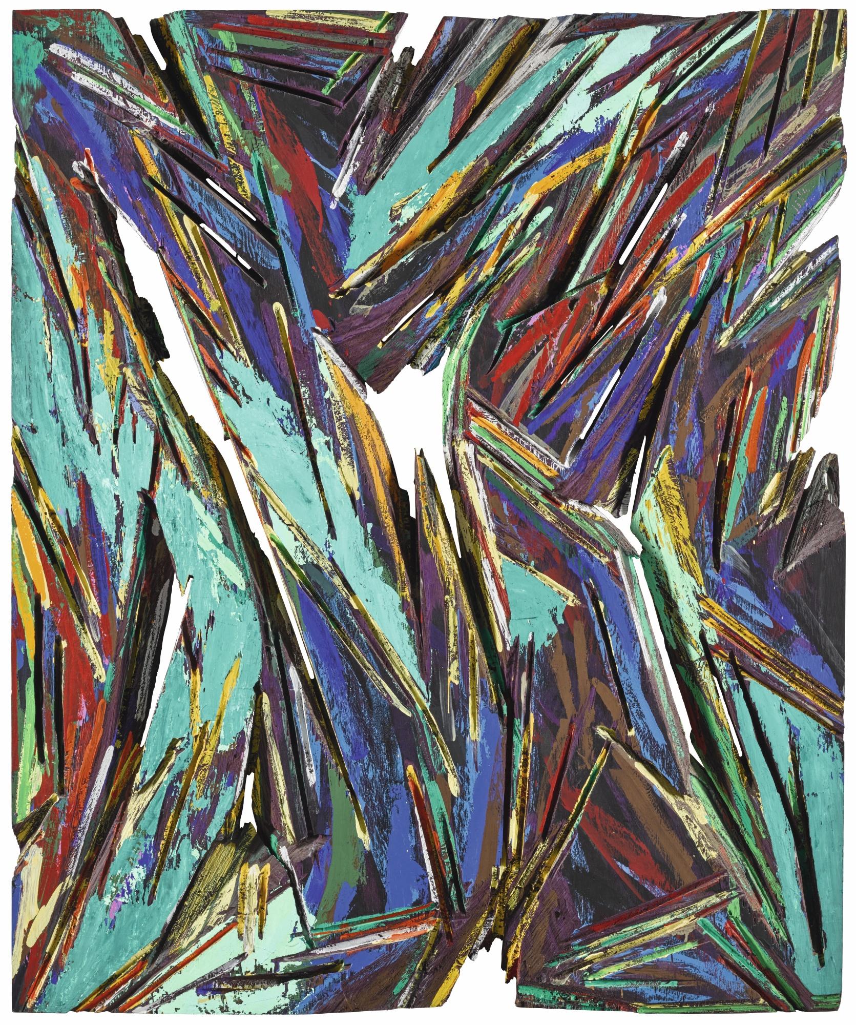 Charles Arnoldi-Untitled-1985