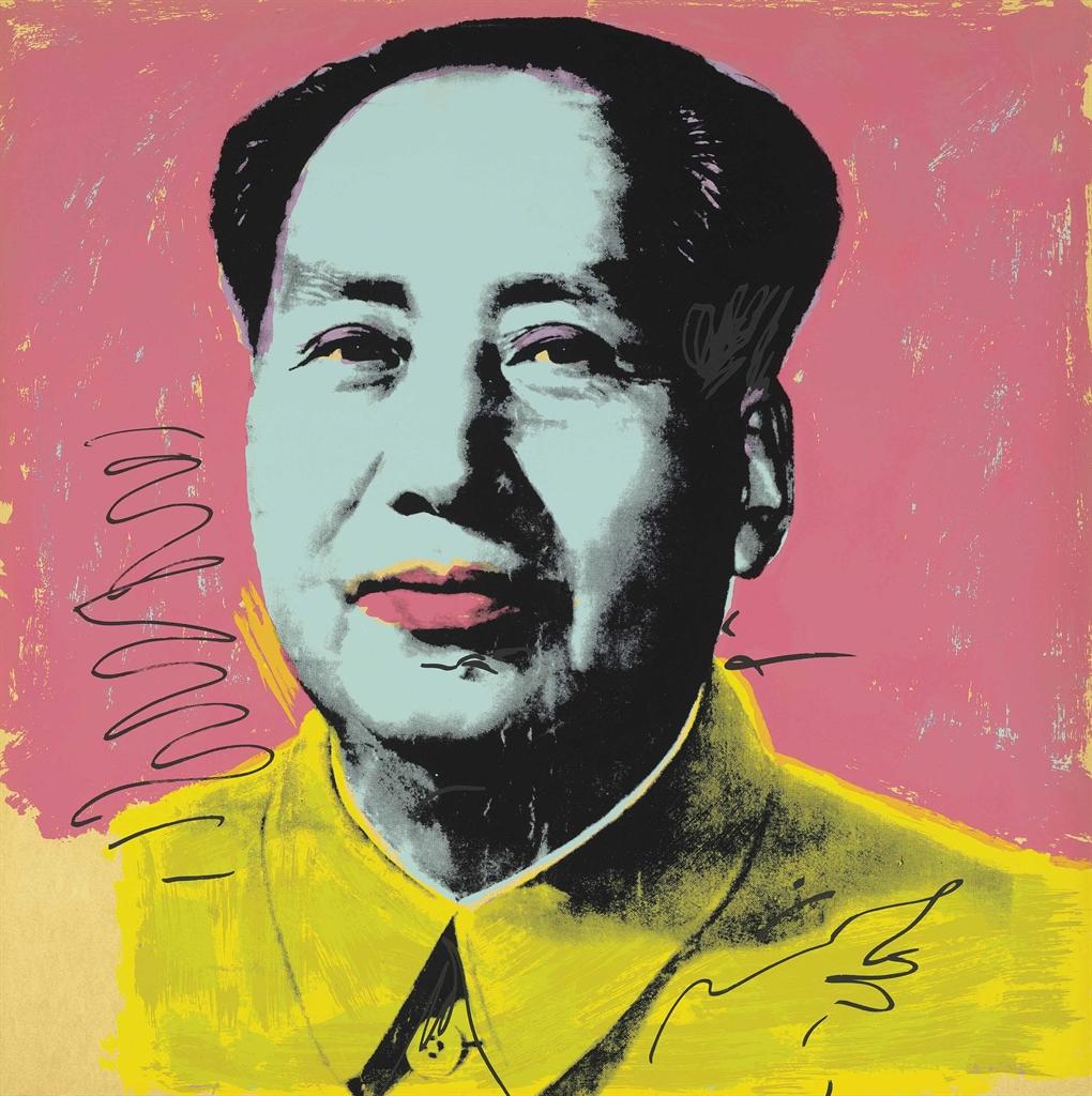Andy Warhol-Mao (F. & S. II.91)-1972