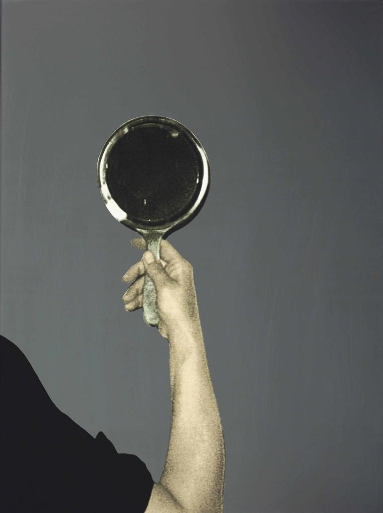 Michelangelo Pistoletto-Mirror-1992