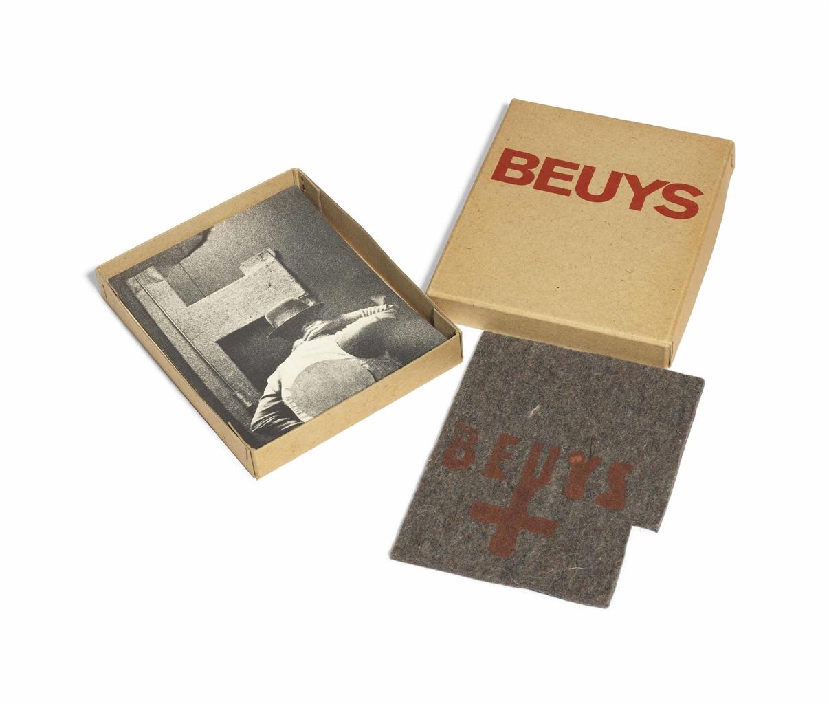 Joseph Beuys-Mönchengladbach Museum Catalogue-1967