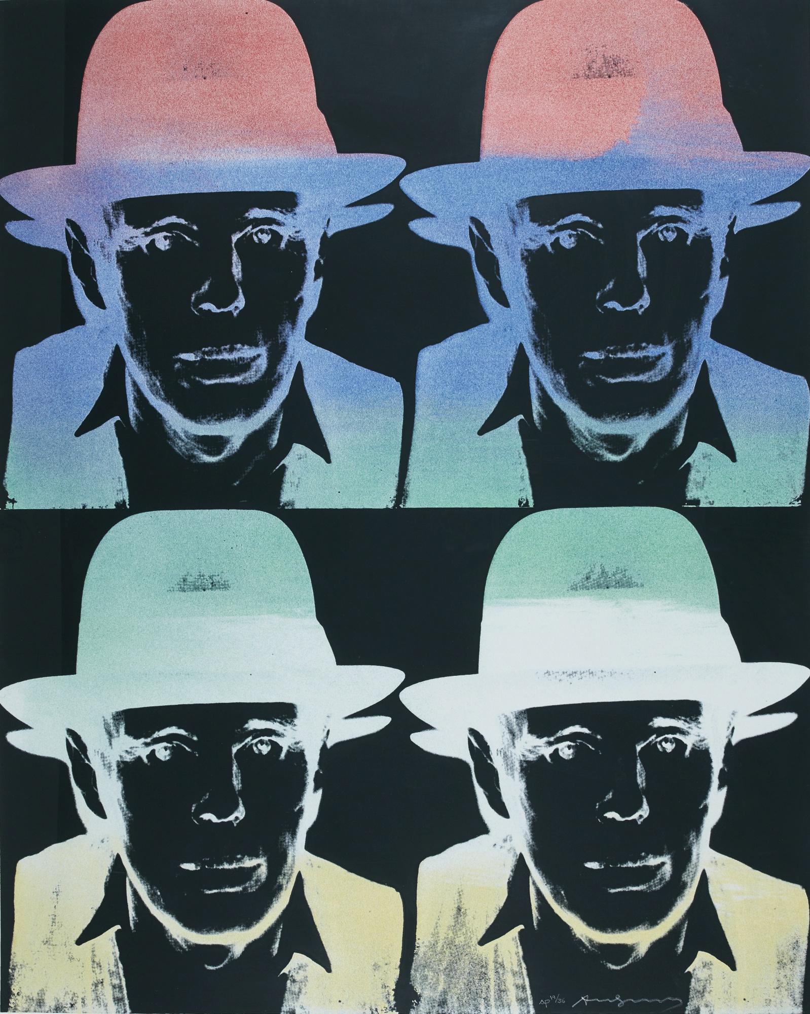 Andy Warhol-Joseph Beuys: State II (F. & S. II.243)-1983