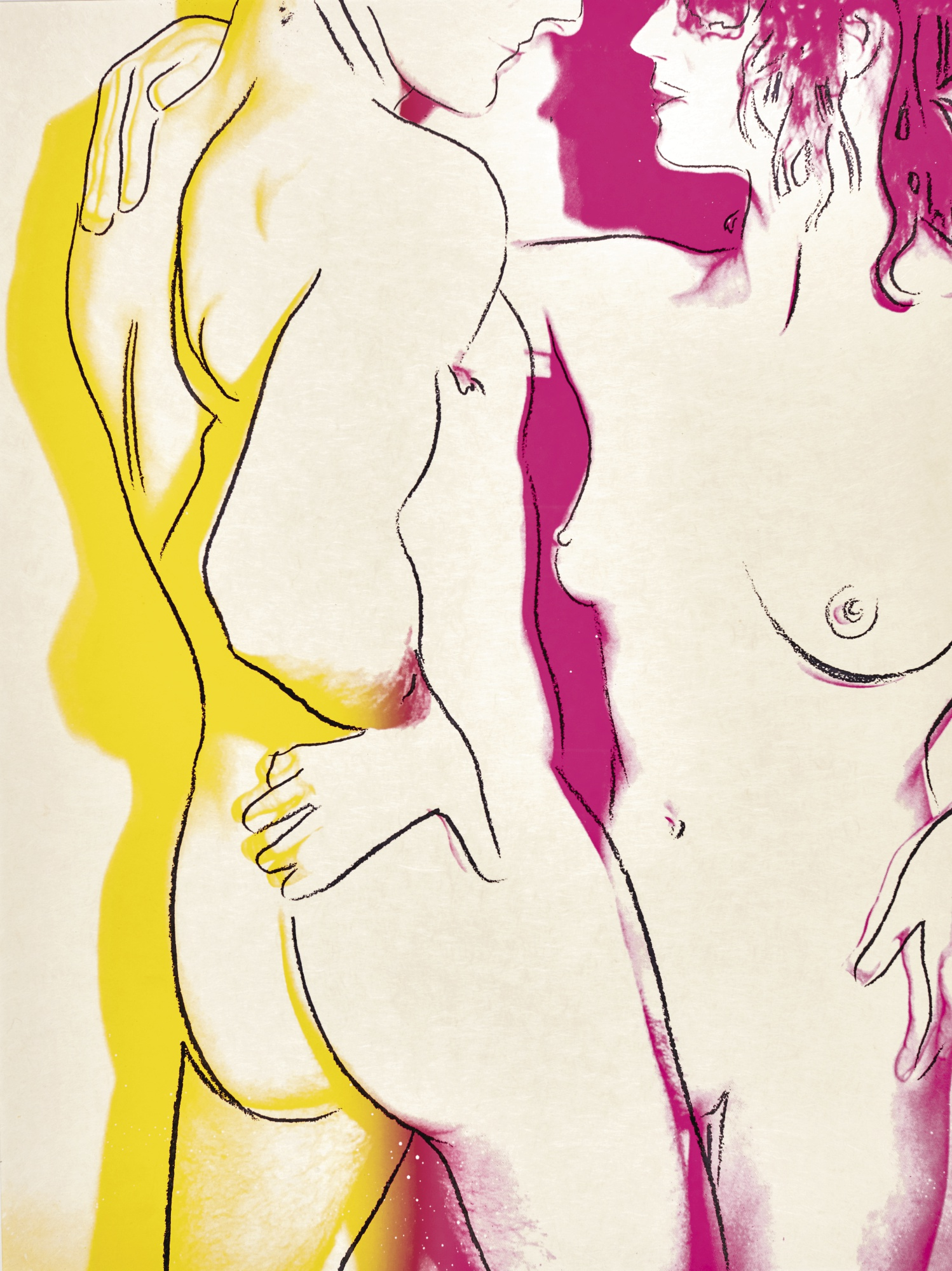 Andy Warhol-Love (See F. & S. II.311)-1983