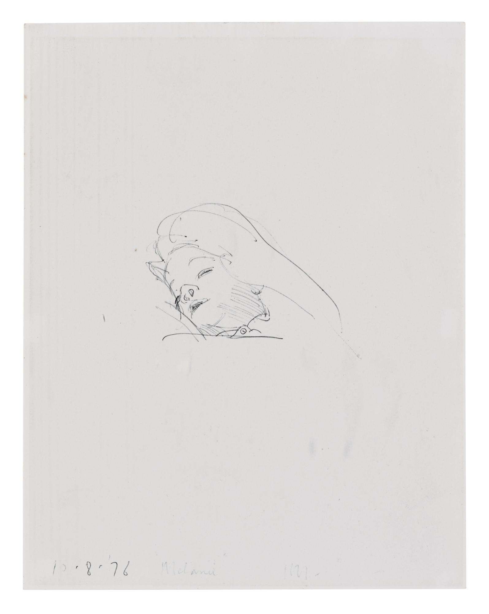 Michael Andrews-Melanie Sleeping-1976