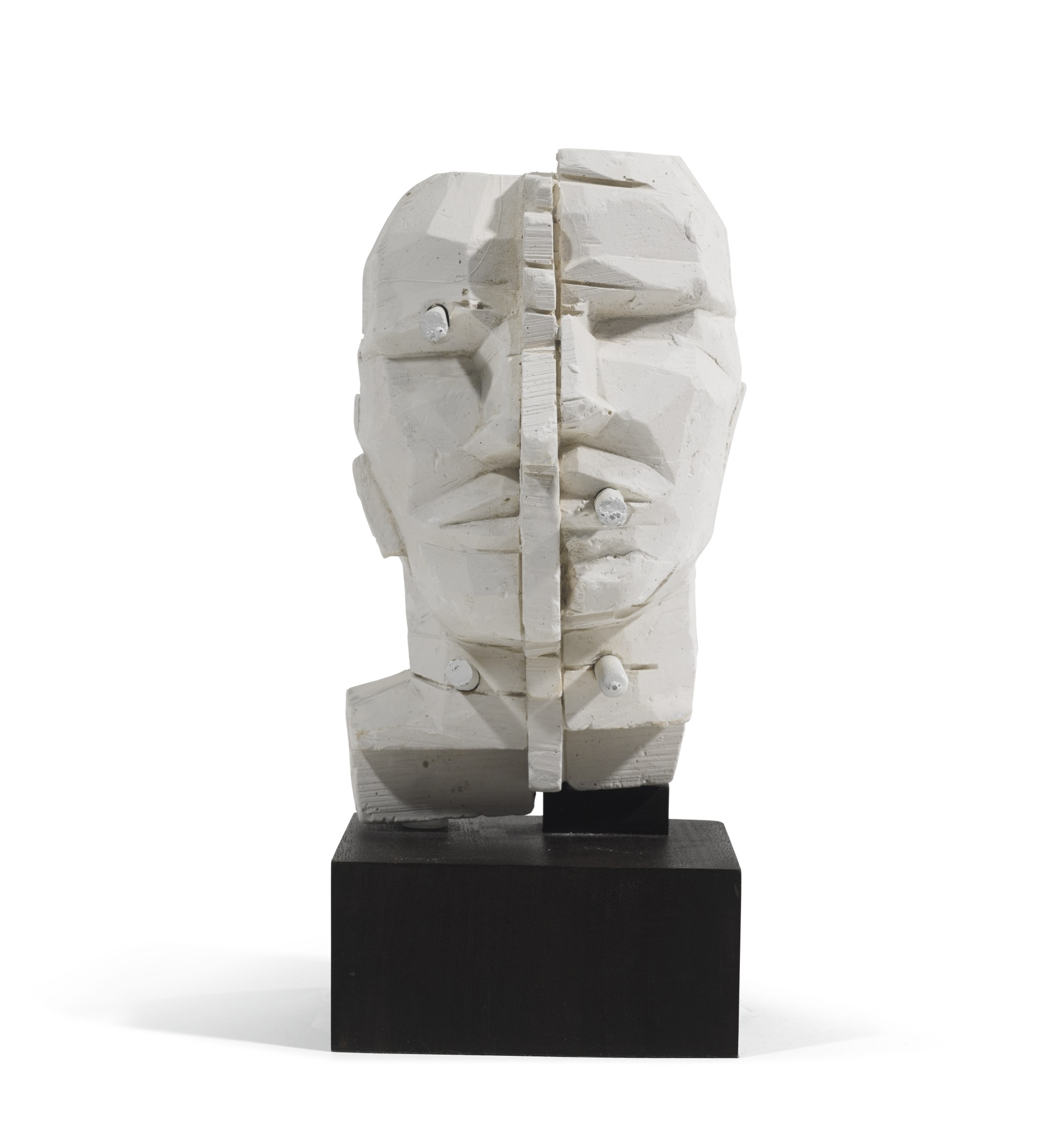 Eduardo Paolozzi-Mondrian Head-1990