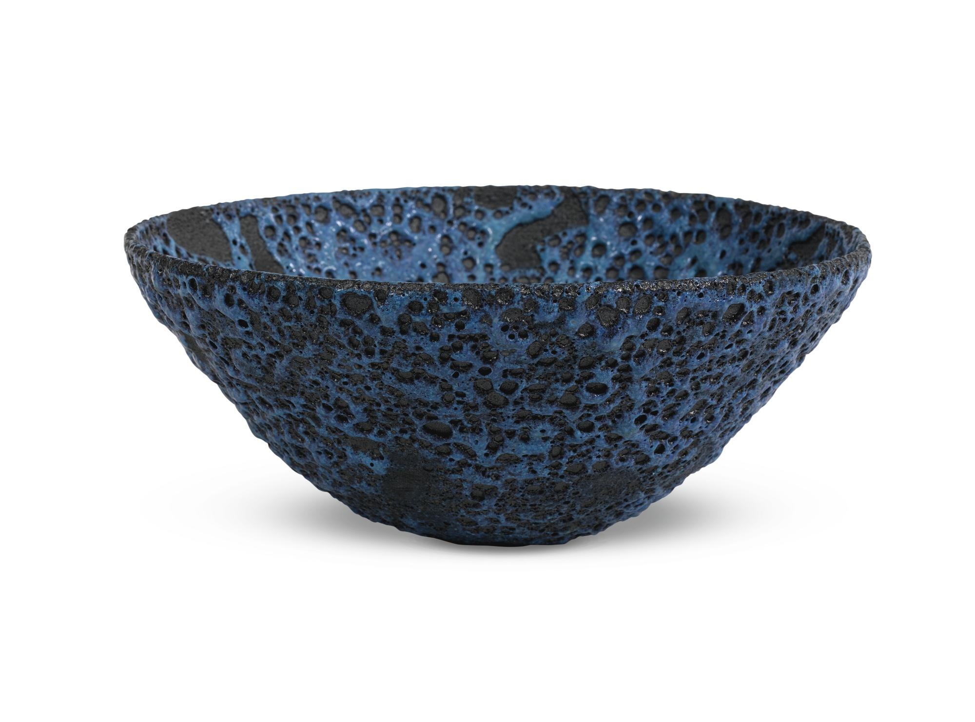 Emmanuel Cooper-Blue Bowl-1999