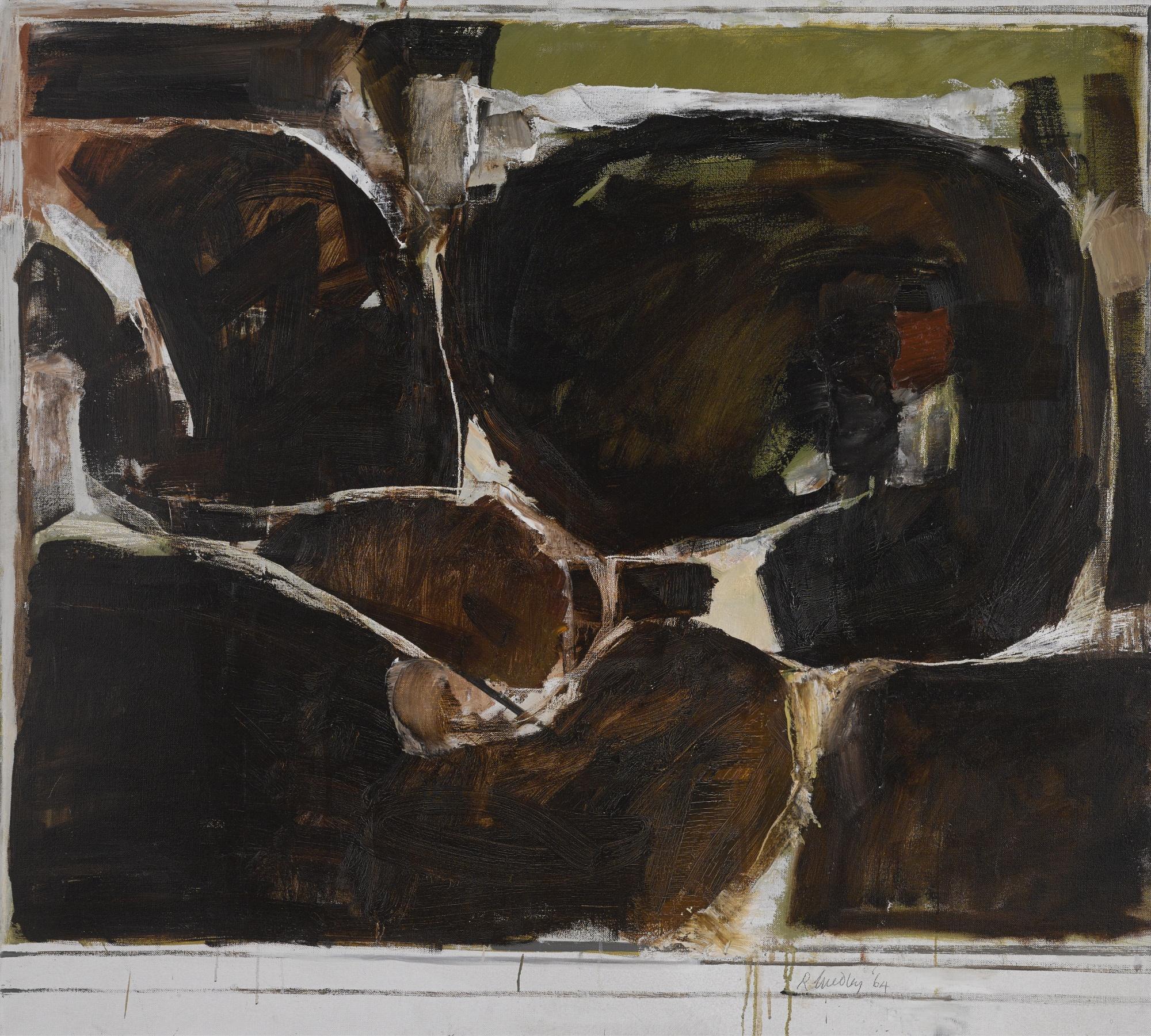 Robert Medley-Marine Landscape-1964