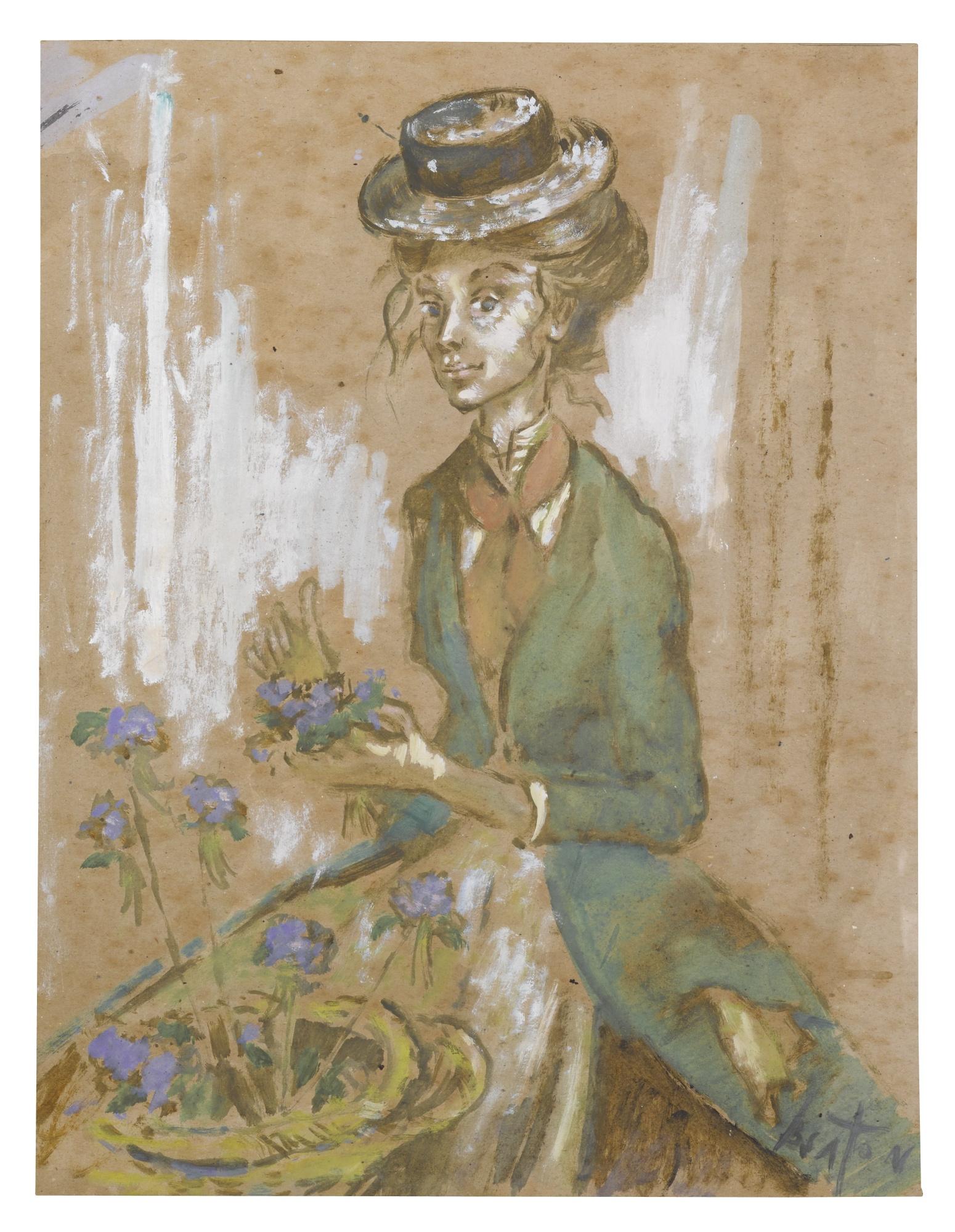 Cecil Beaton-Eliza Doolittle-