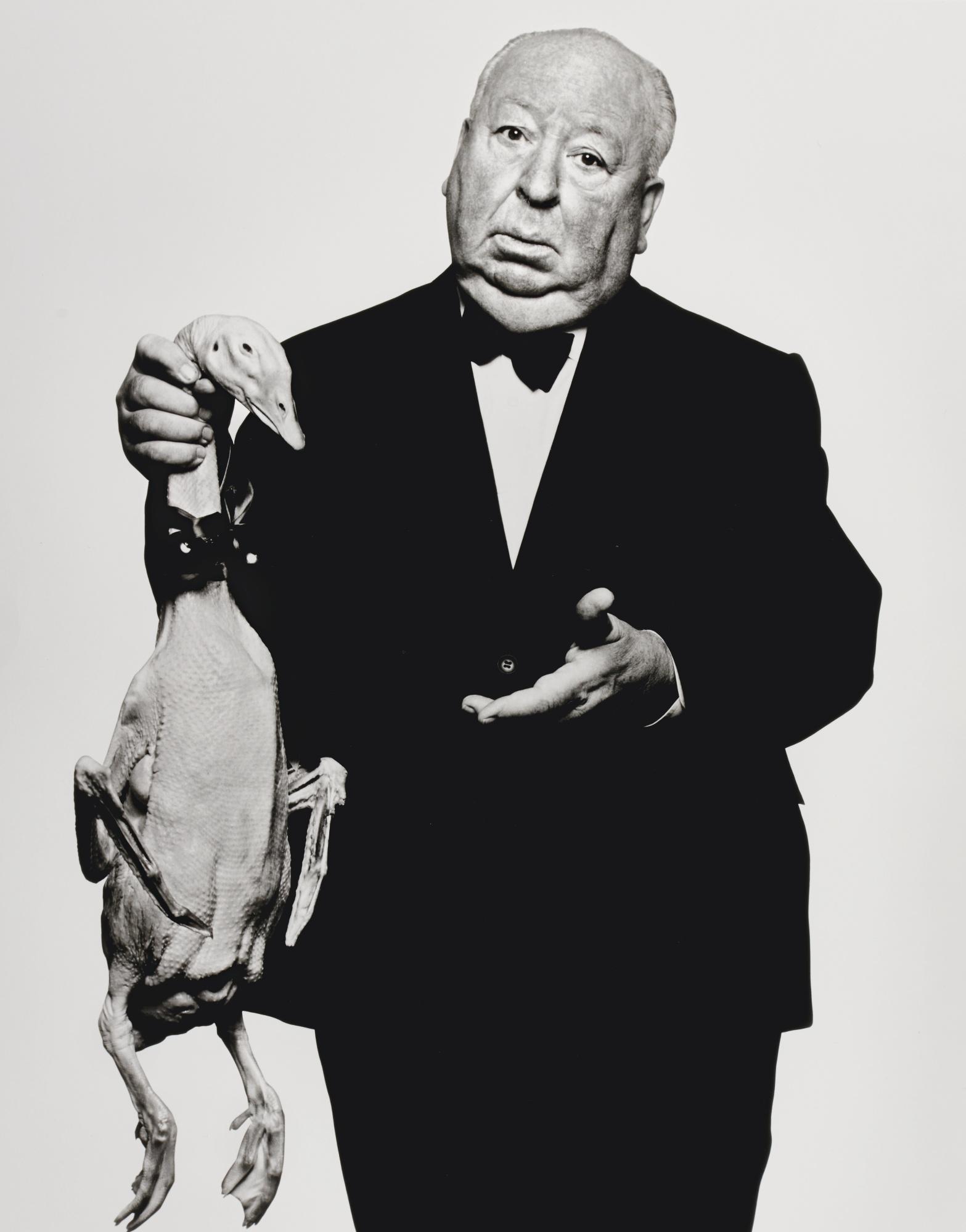 Albert Watson-Alfred Hitchcock Los Angeles 1973-