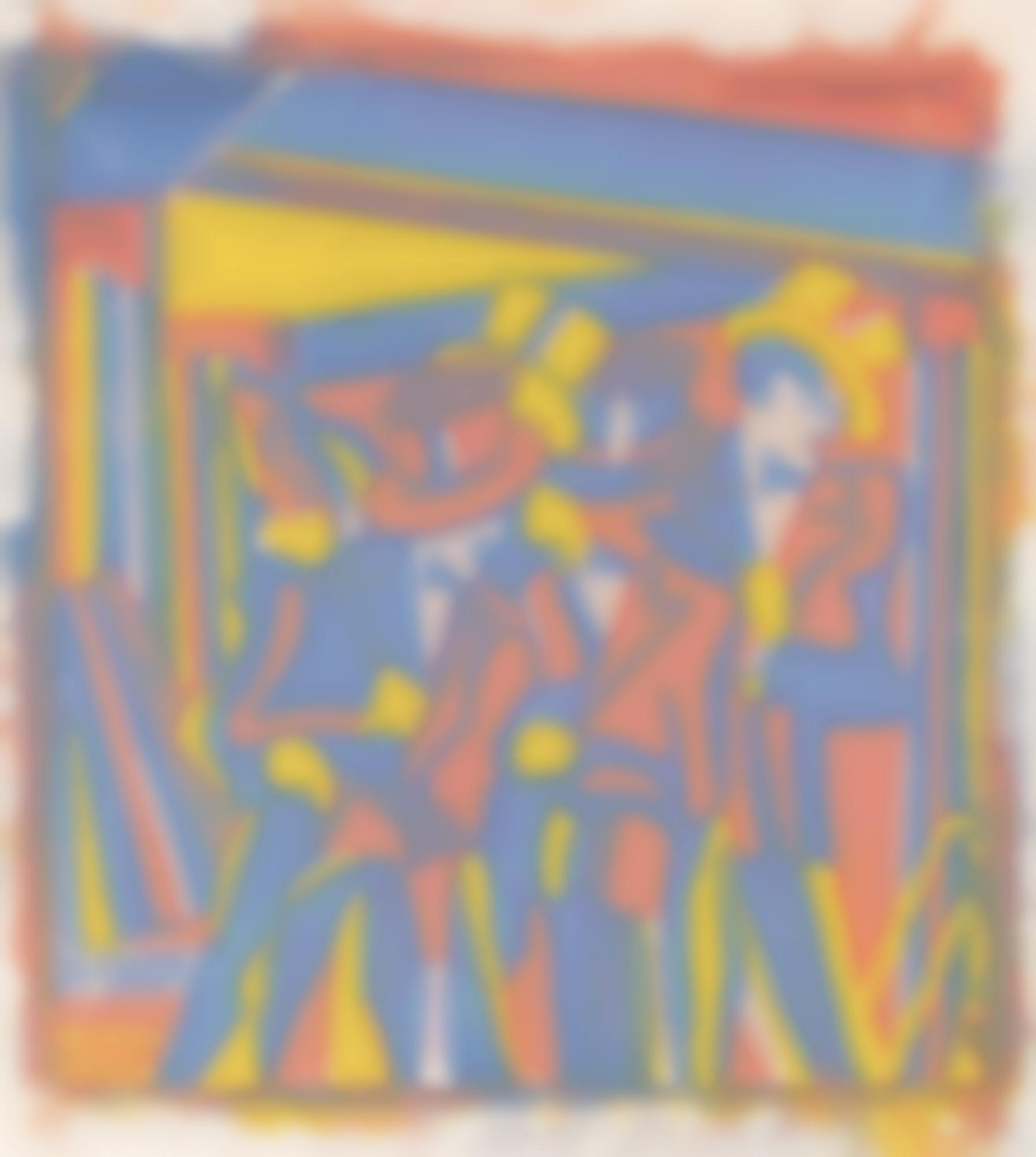 Lill Tschudi-Jazz Band (Coppel Lt 6)-1930