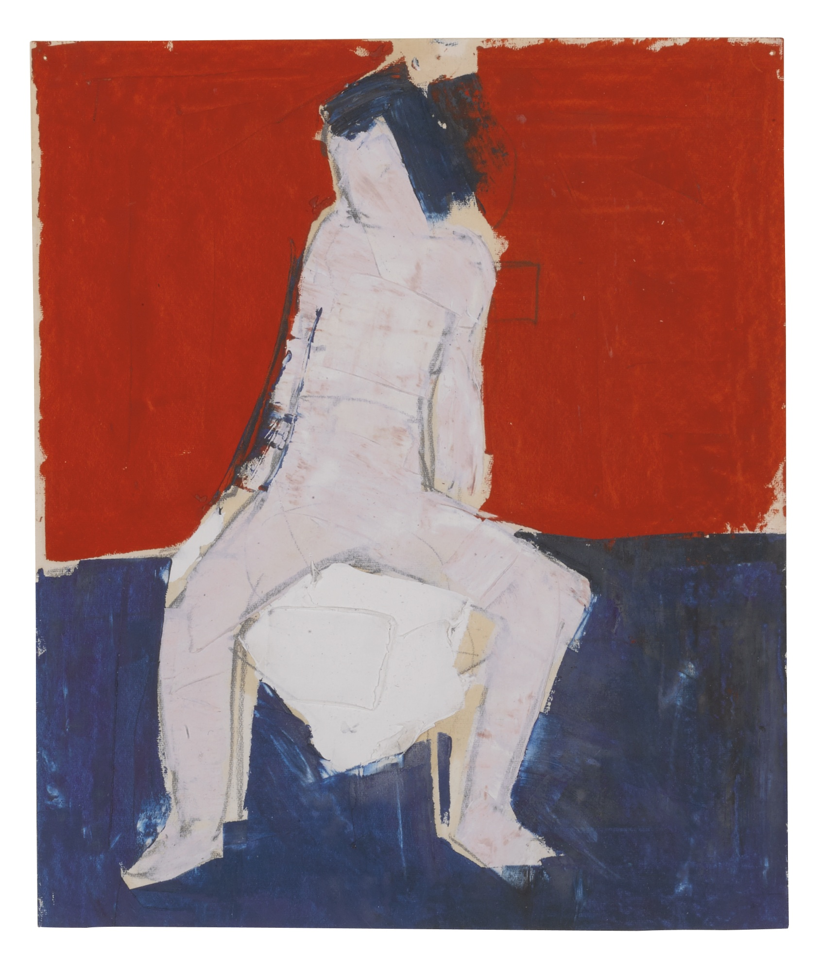 Peter Kinley-Figure Study-