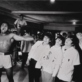 Chris Smith-Ali Versus The Beatles 1964