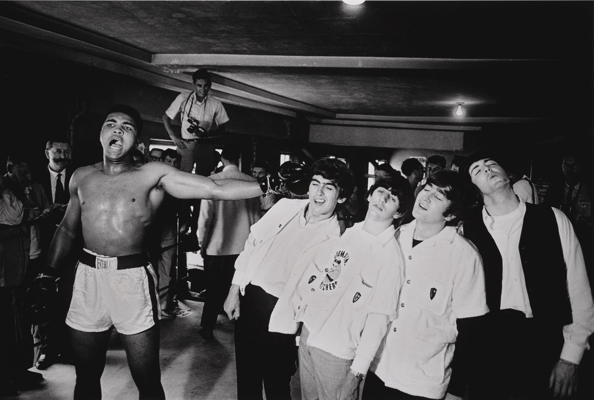 Chris Smith-Ali Versus The Beatles 1964-