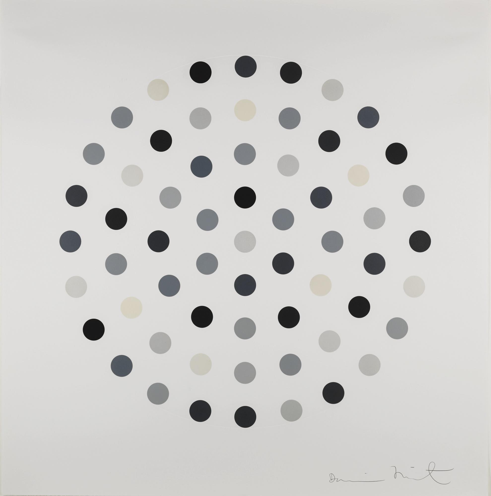 Damien Hirst-Cinchonidine-2004