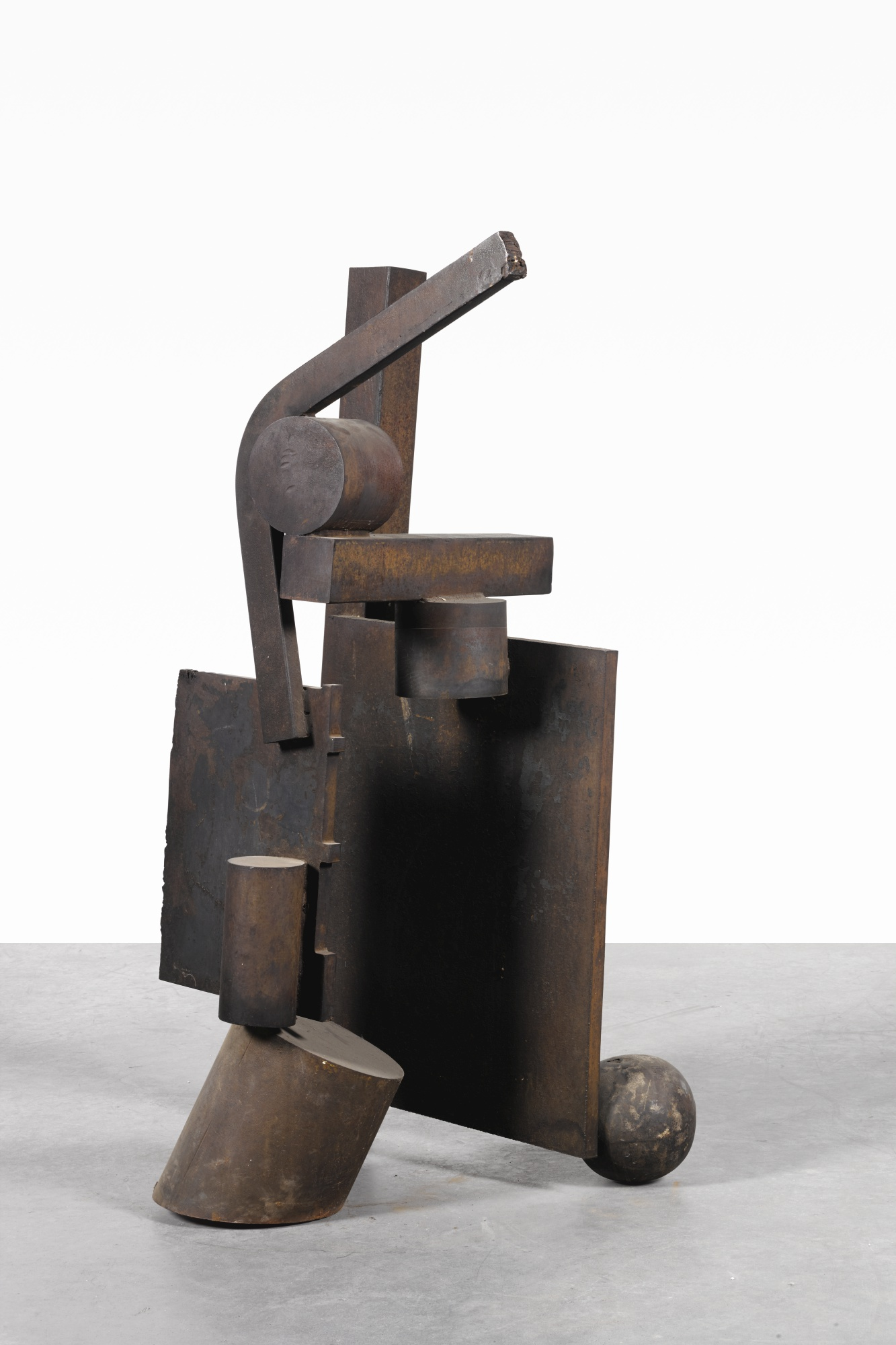 Tim Scott-Sculpture-1976