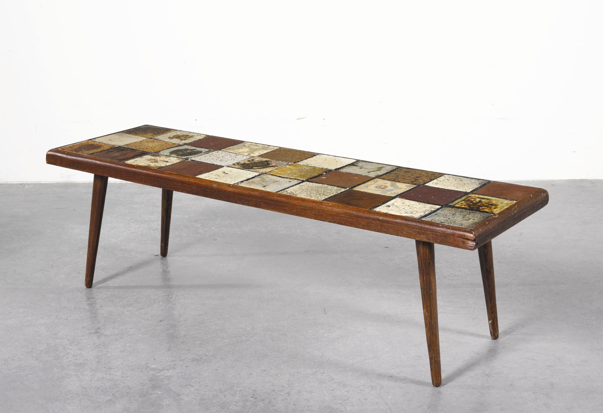 Bernard Leach-Low Table-
