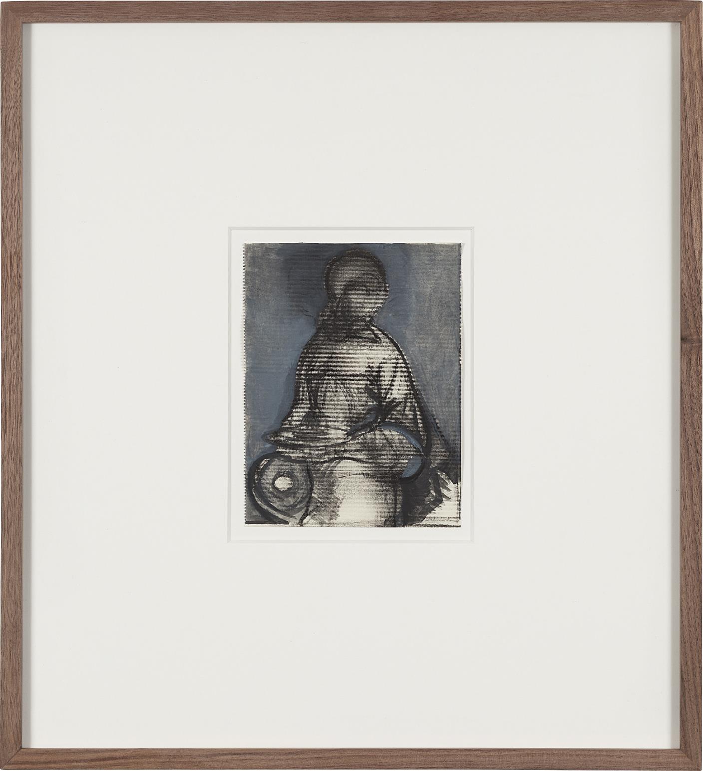 Pietro Roccasalva-Study For Il Traviatore-2011
