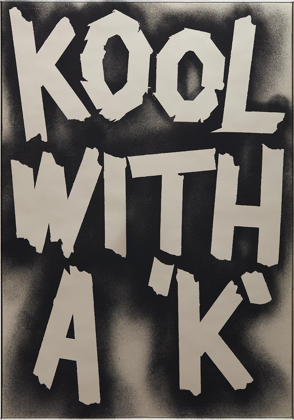 Eddie Peake-Kool With A 'K'-2012