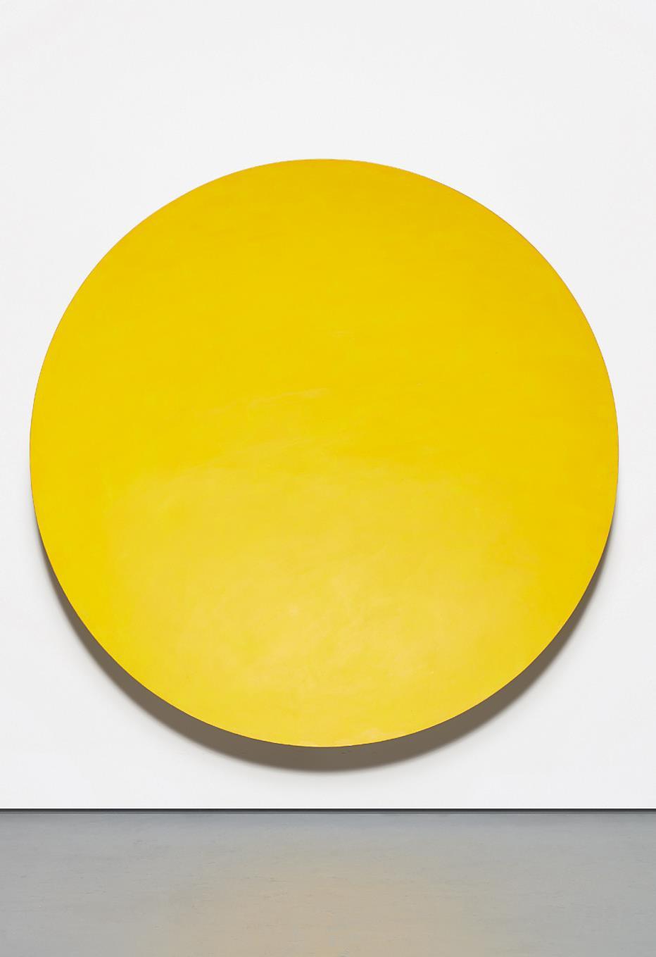 Jonathan Borofsky-The Sun At 3,214,887-1989