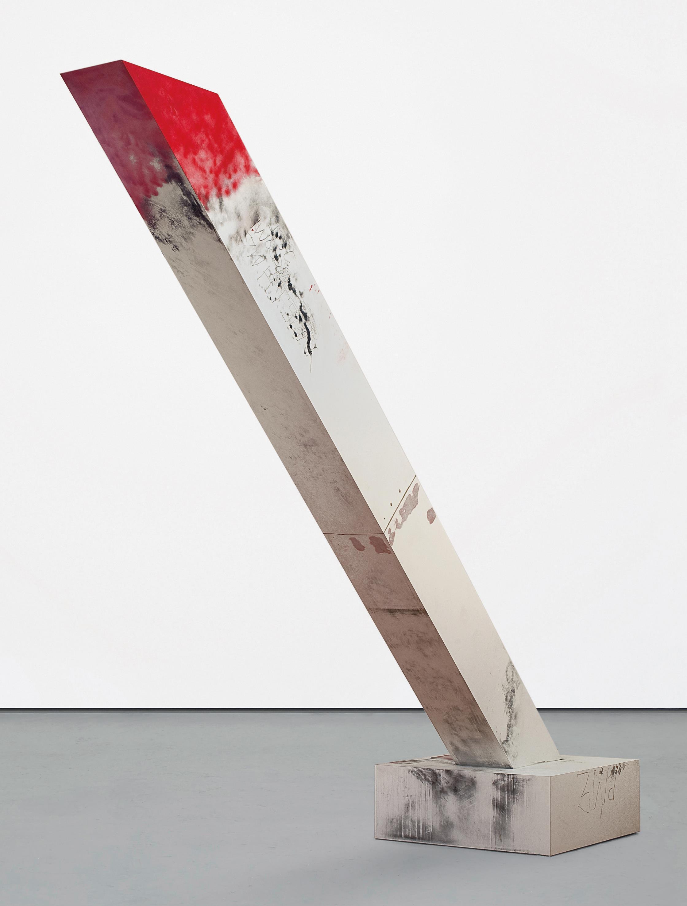 Sterling Ruby-Headless Dick/Deth Till-2008
