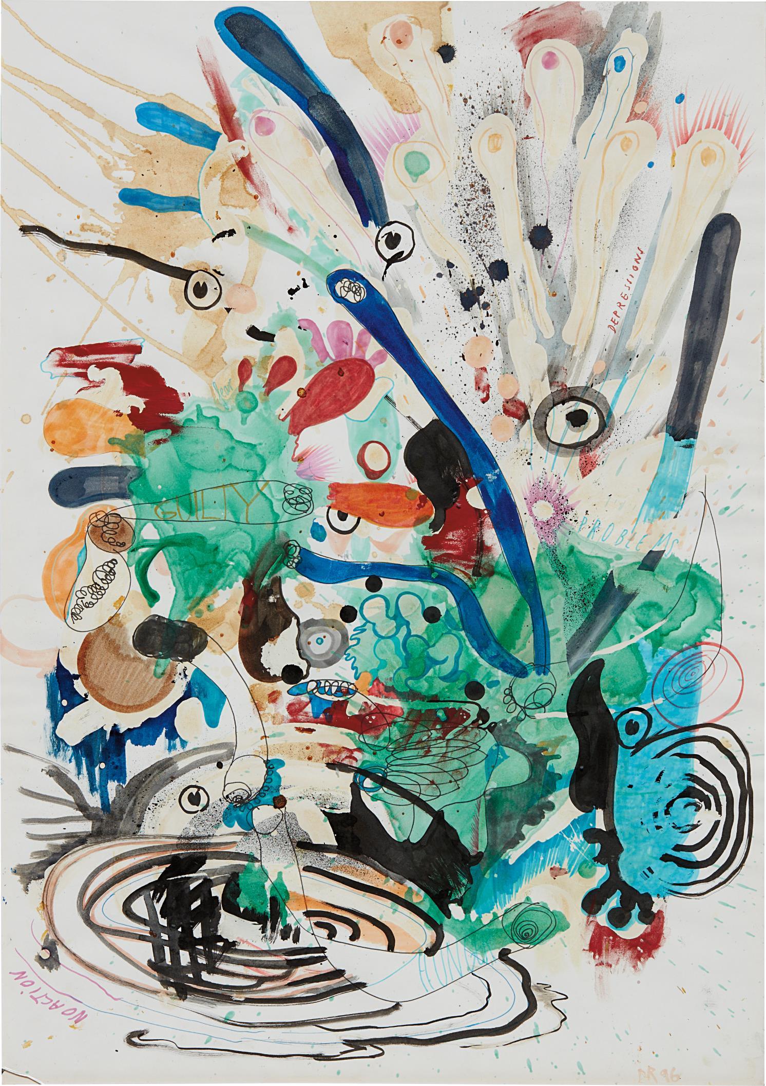 Daniel Richter-Delirium Tremens-1996